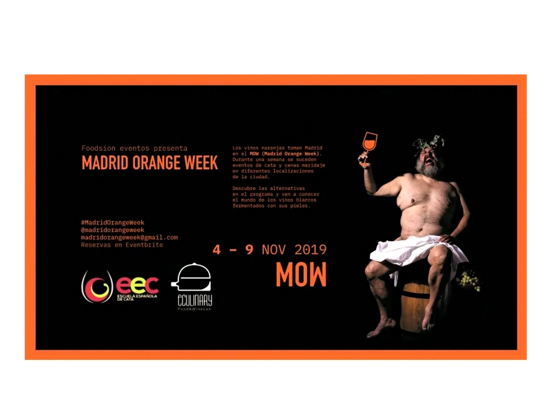 Madrid Orange Week